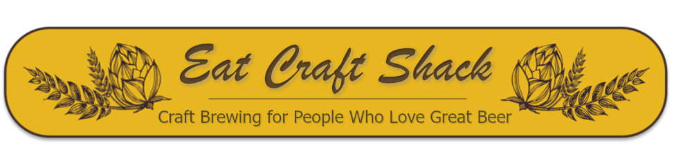 Eat Craft Shack : Craft Brewing for People Who Love Great Beer